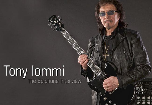 トニー・アイオミ - Tony Iommi ...